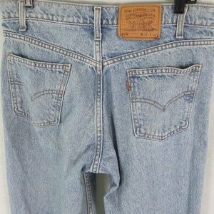 Levi's Vintage orange tab 550 Men's sz 34